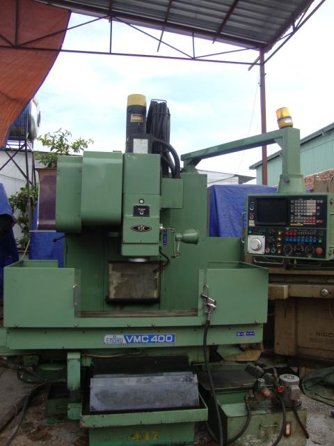 Phay CNC ENSHU VMC400