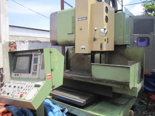 Phay CNC MORI SEIKI MV45